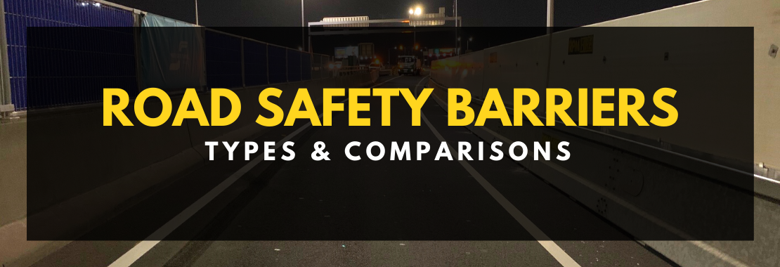 road barriers image