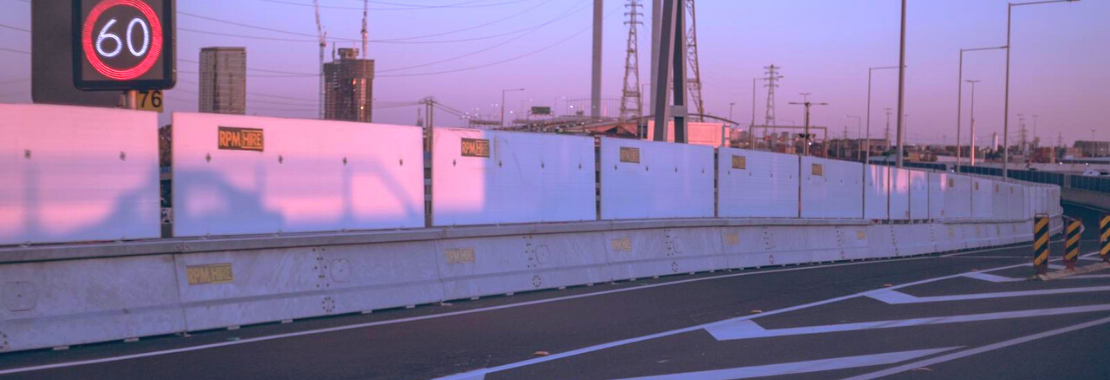 steel barriers road safety