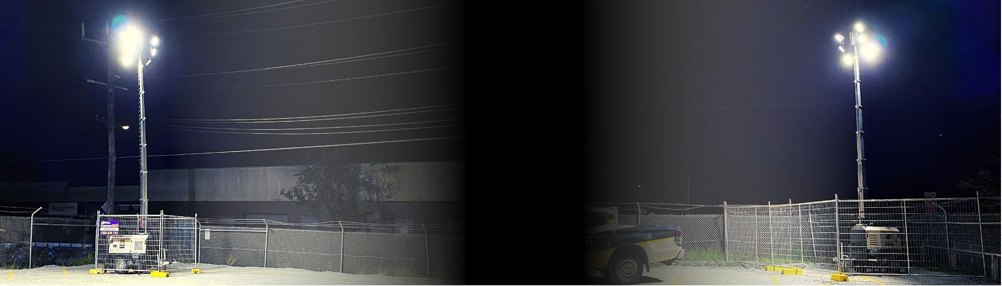 Portable Light Towers - RPM Hire