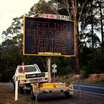 Variable Message Signs – Sydney