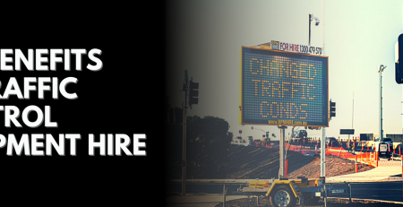 Blog - The Benefits of Traffic Control Equipment Hire