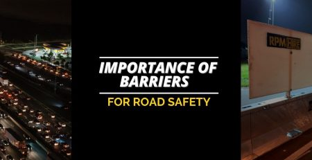 Importance of Barriers for Road Safety Cover